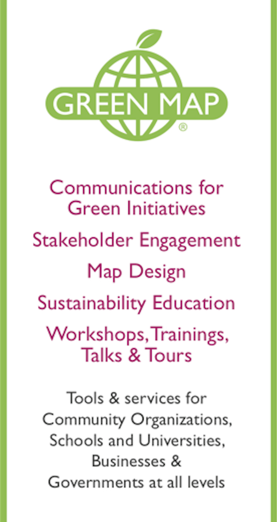 Consulting | GreenMap.org on