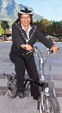 City of Cape Town Mayor: Ald. Patricia de Lille