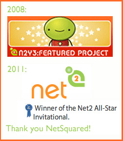 NetSquared Invitational Winner!