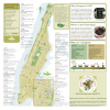 Compost Green Map of Manhattan as laid out for Food:An Atlas