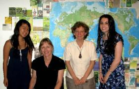 Rowena of Colchester UK visits Green Map