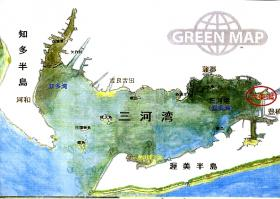 Green Map of the Sea