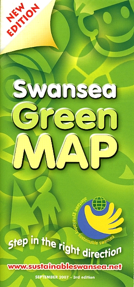 Swansea Green Map