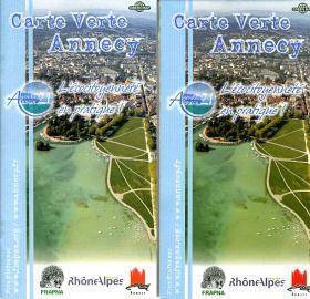 Carte Verte Annecy