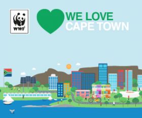 #welovecapetown Please Vote For Cape Town